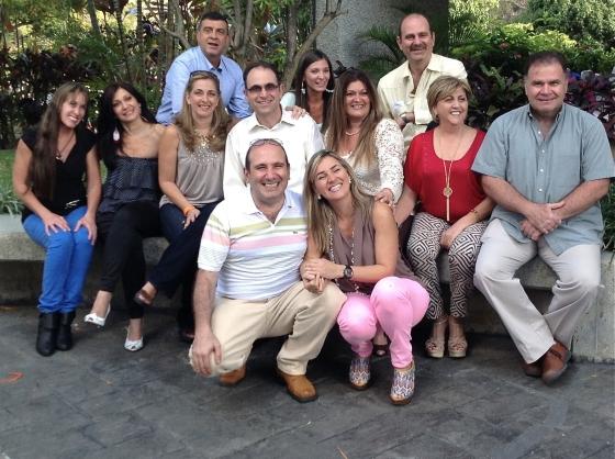 Primos en Caracas