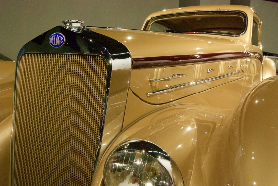 Delage, Peterson Automotive Museum, Los Angeles