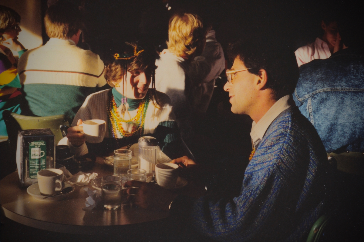 Cafe Du Monde,1991
