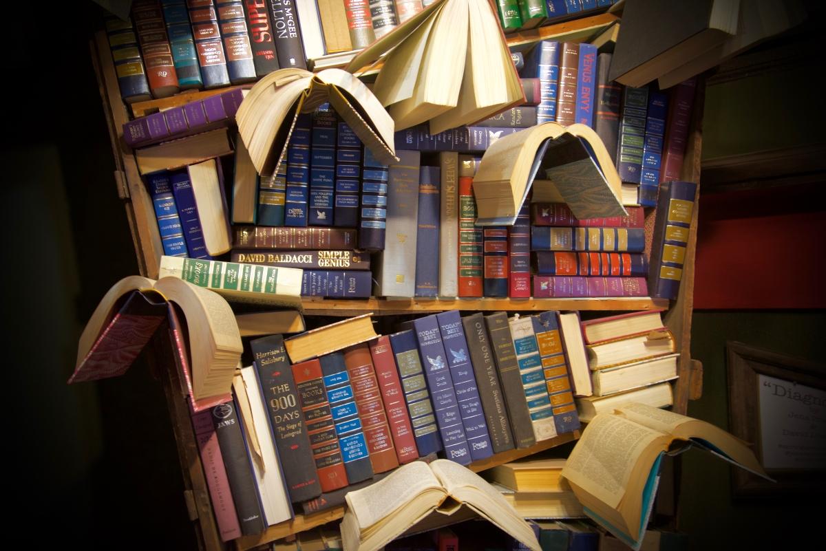 Books & Bookstores / Libros ylibrerías